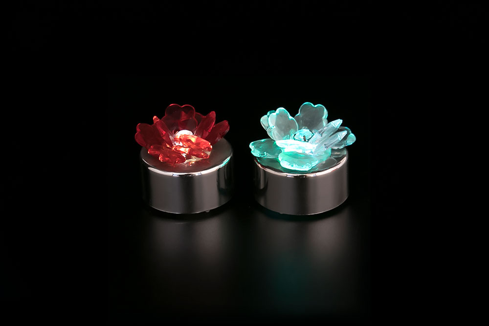 LED Flower Candle Light E HHT-204