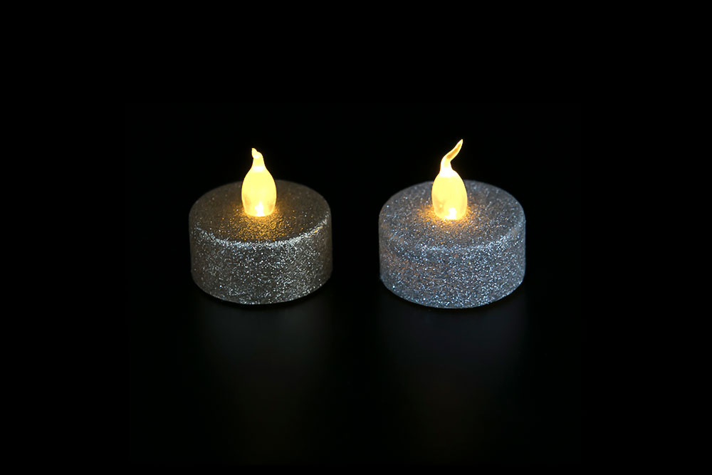 LED Powder Candle Light HHT-225