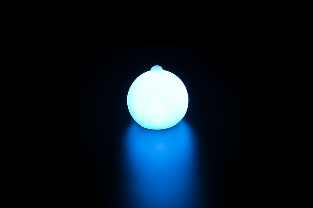 LED Ball Key Chain HP-001
