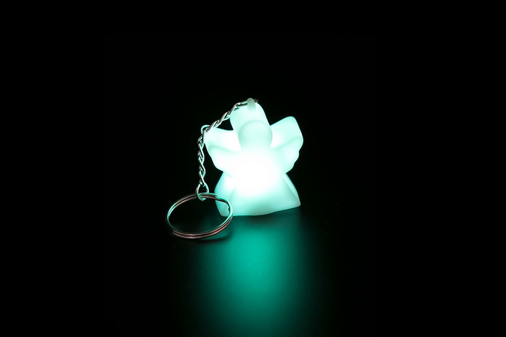 LED Angel Key Chain HP-005