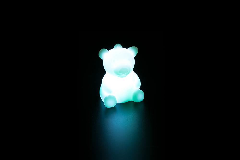 LED Bear Key Chain HP-009
