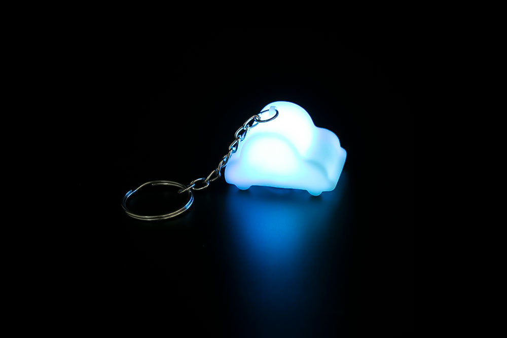LED Car Key Chain HP-010