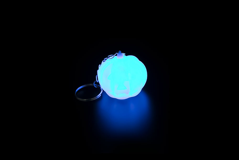 LED Pumpkin Key Chain HP-012
