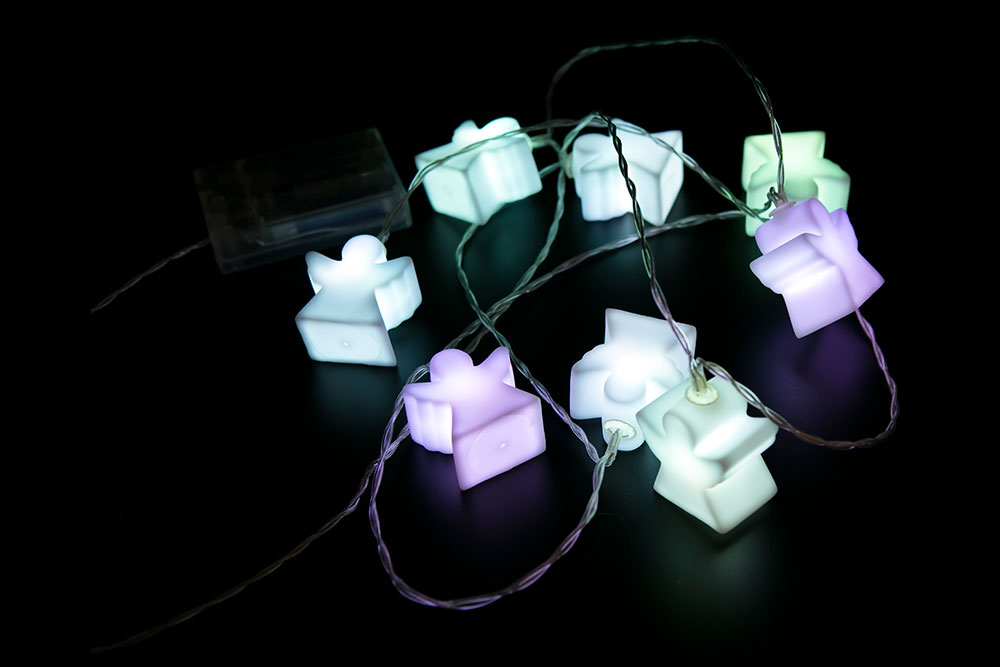 LED Angel Light Chain LC-014