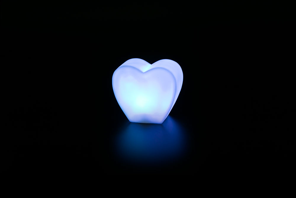 Magic Planar Heart Light HHP-017