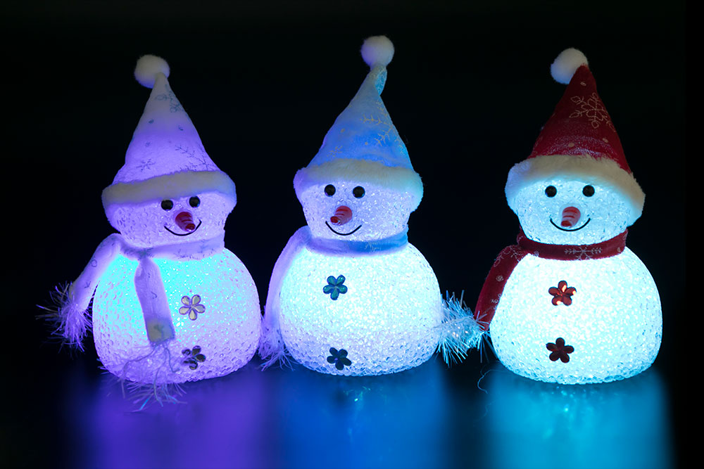 Magic EVA Snowman Light D HHE-056