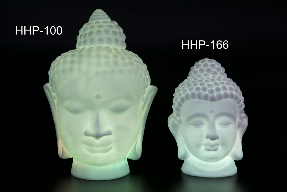 Magic Buddha head Light HHP-100 HHP-166