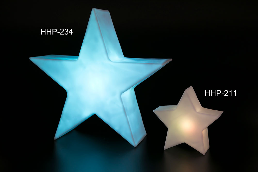 Magic Planar Star Light B C HHP-211 HHP-234