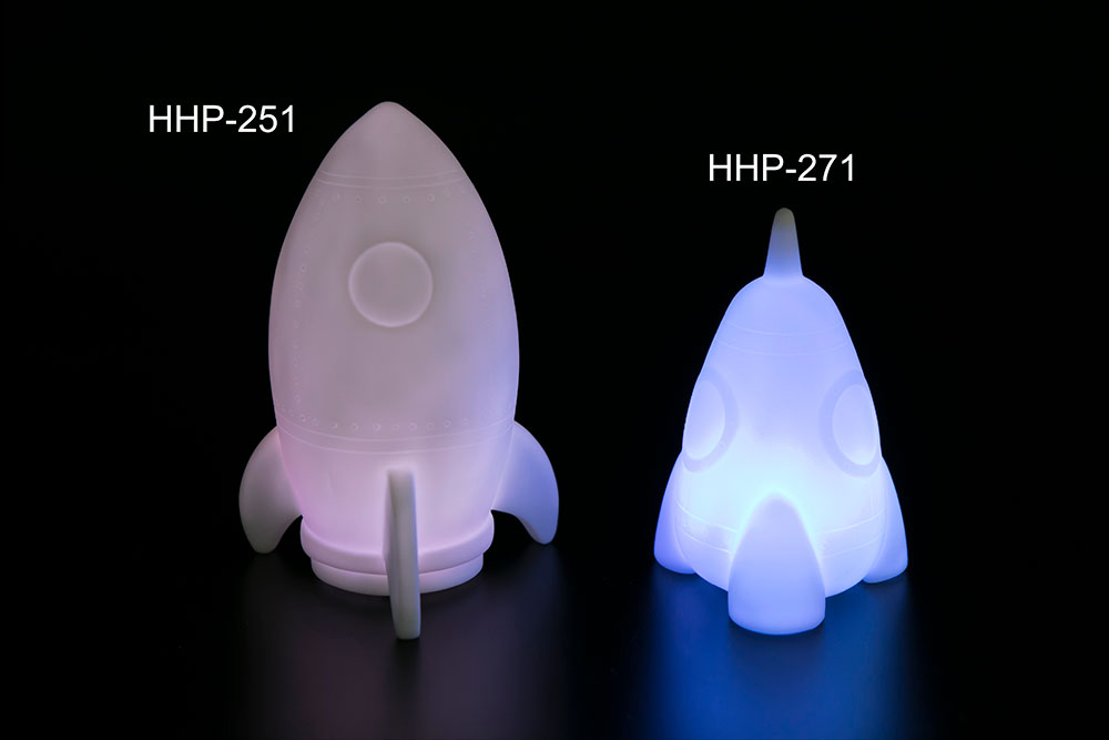 Magic Rocket Light HHP-251 HHP-271