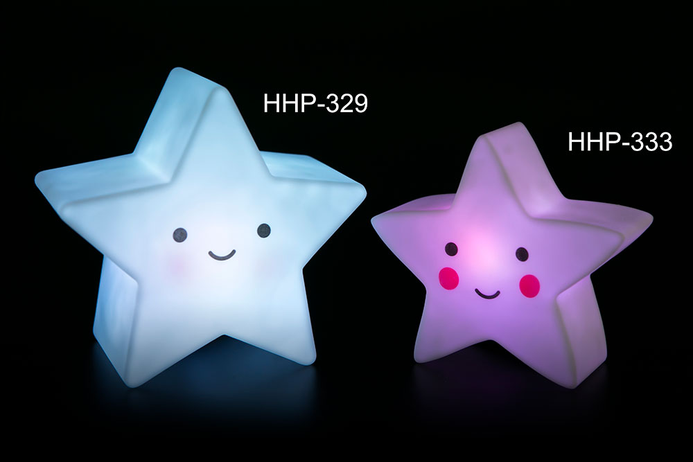 Magic Smile Star Light B C HHP-329 HHP-333