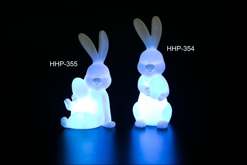 Magic Bunny Light H I HHP-354 HHP-355