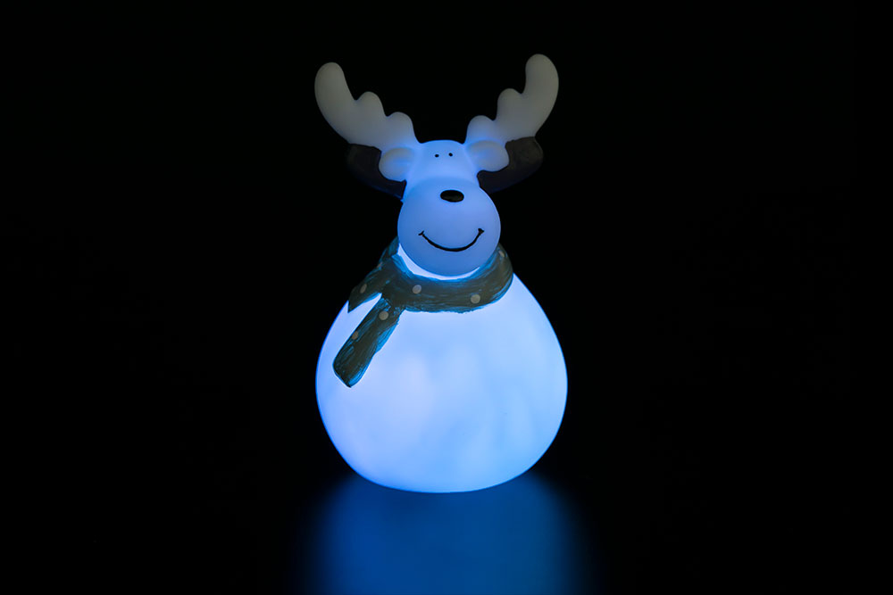Magic Round Reindeer Light HHP-379