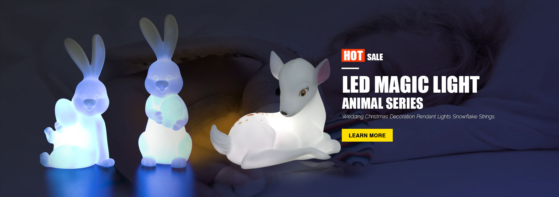 LED Magic Light Animal